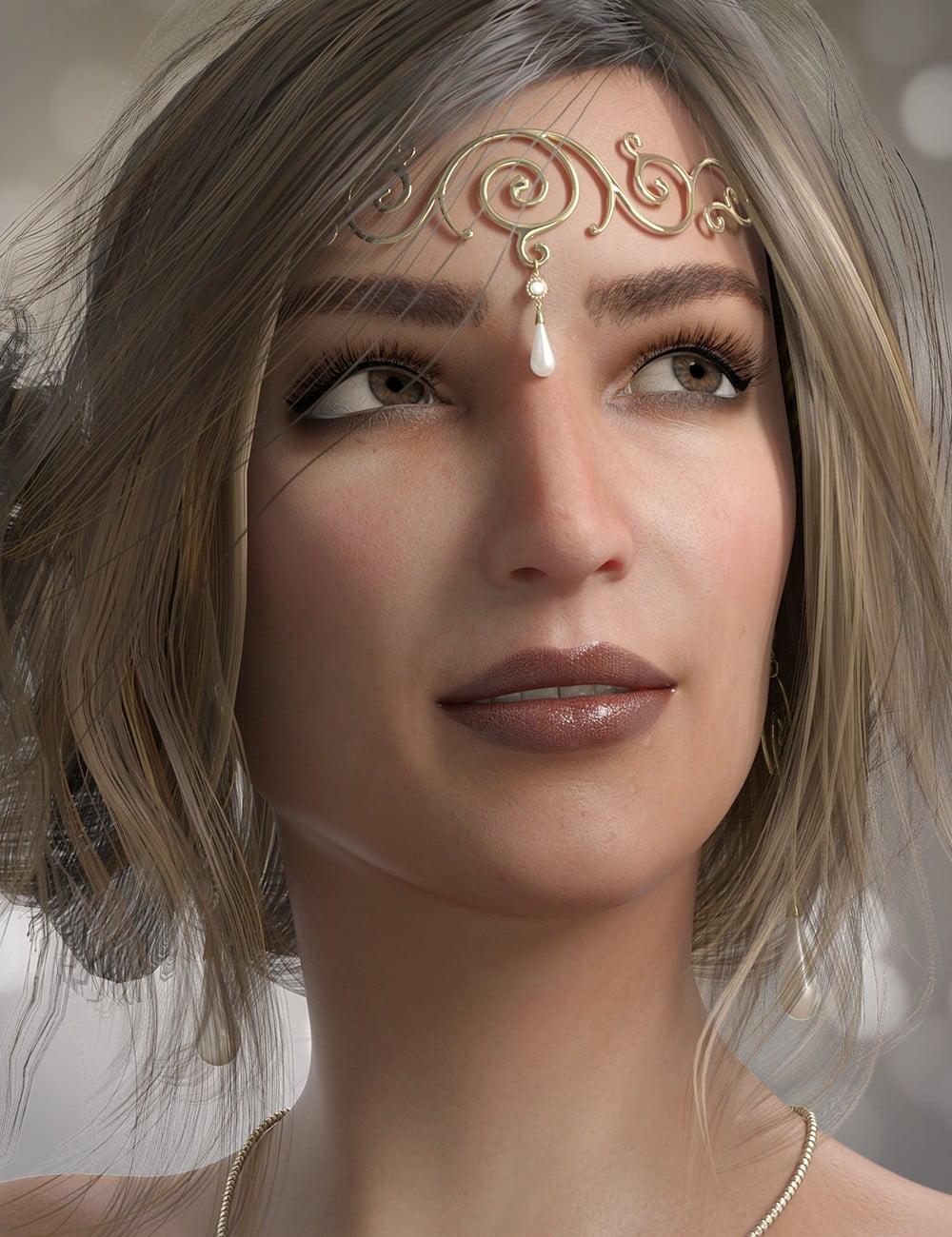 Sterling HD for Genesis 8 Female