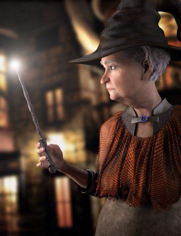 HP Wilhelmina for Mabel 8
