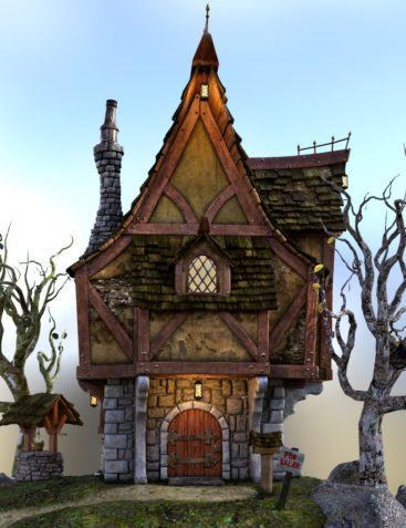 Old Crone's Home
