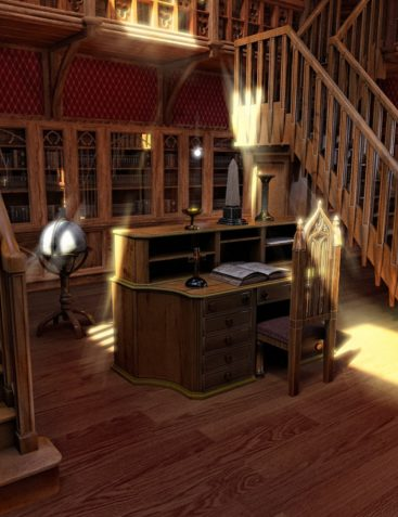 FG Gothic Library