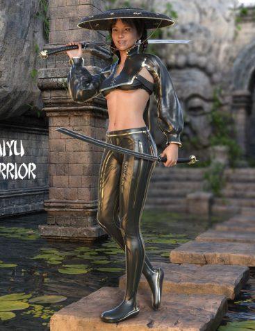 Daiyu Warrior for G8F