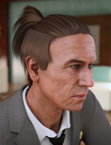 Duncan Hair for Dasan 8