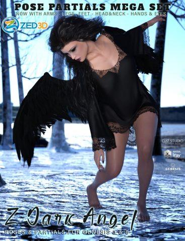 Z Dark Angel Pose Mega Set