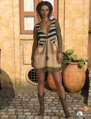 VERSUS - dforce Panache Dress G8F