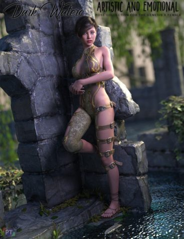 Dark Waters Pose Collection