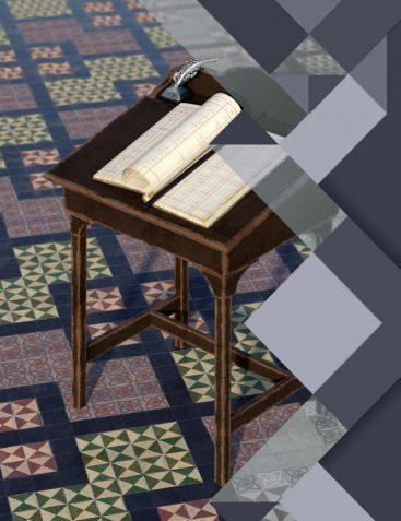 Medieval Church Floor Tile Iray Shaders Vol 2