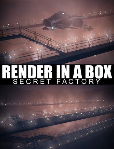 Render In A Box - Secret Factory