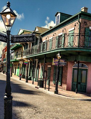 SW French Quarter - Chrizzler's Corner