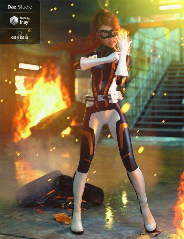 Marvelous Bodysuit for Genesis 8 Female(s)