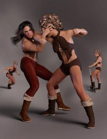 Plunder for Freja 8 and Genesis 8 Female